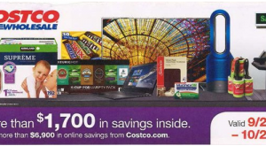 Costco Coupon Book October 2016