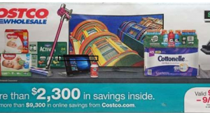 Costco Coupon Book September 2016