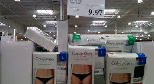 Calvin Klein Ladies Underwear