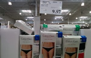 Calvin Klein Ladies Underwear