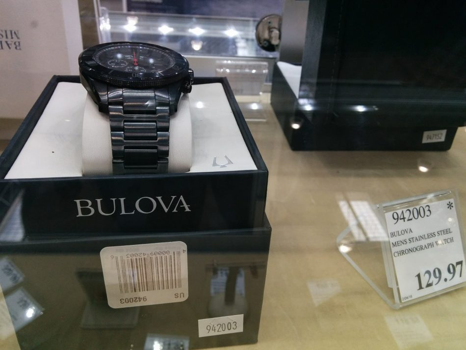 Bulova Men S Watch Costco97 Com