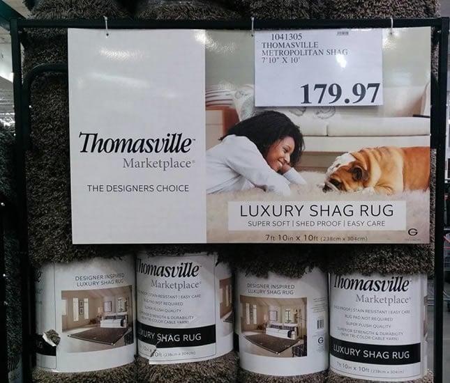 Thomasville Luxury Shag Rug Rugs Ideas