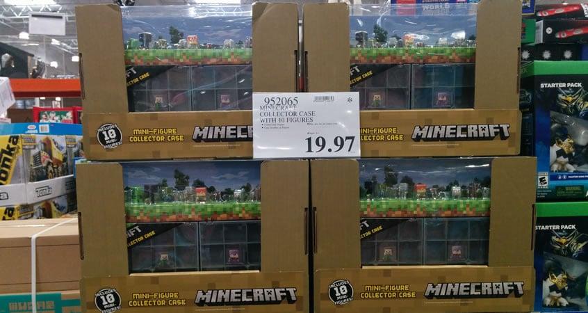 Minecraft Collector Case 952065