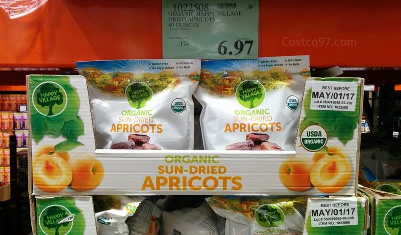 Happy Village Apricots 1022508