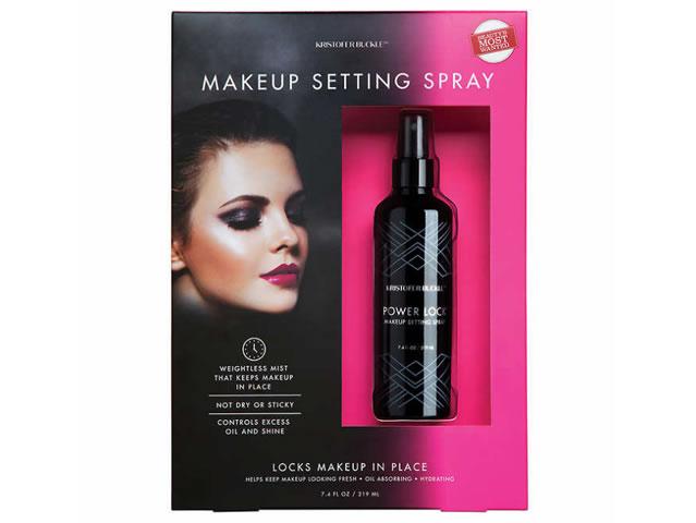 Kirstofer Buckle Makeup Setting Spray 1060248
