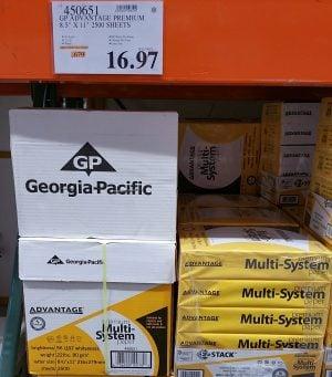 Georgia Pacific Paper 450651