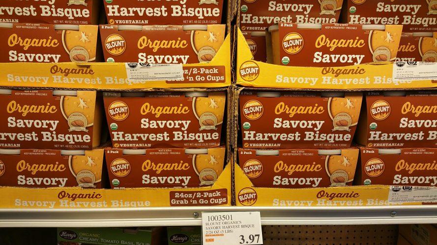 Harvest Bisque