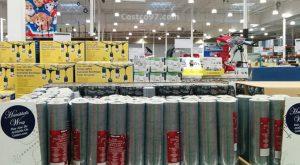 Kirkland Signature Foil Christmas Wrap 945054