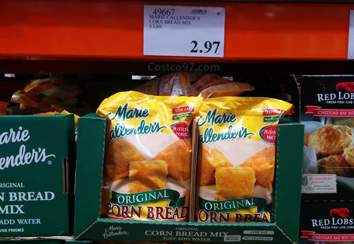 Marie Callenders Corn Bread 49667