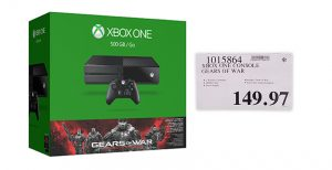 Xbox One 500GB Gears of War Bundle 1015864