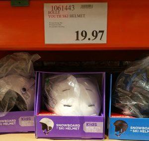 Kids Bolle Ski Helmet - 1061443