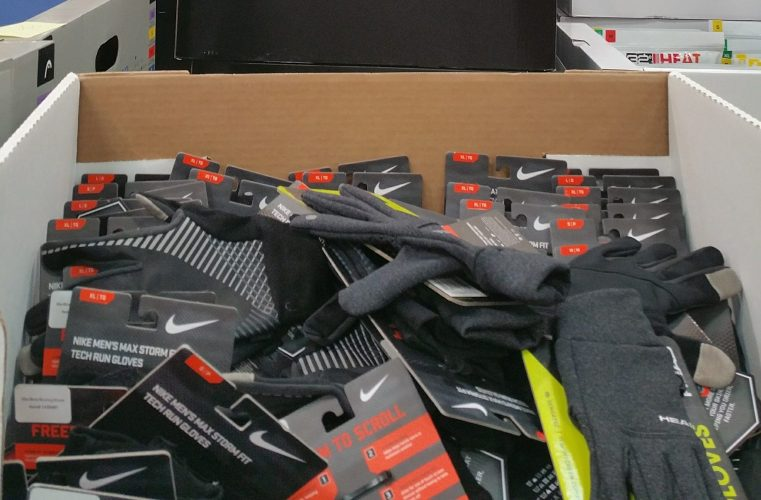 Nike Max Storm Fit Tech Gloves - 1120467