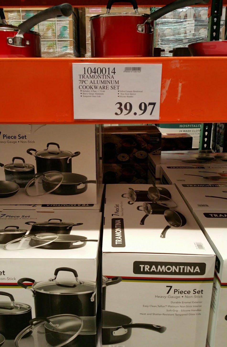 Tramontina Cookware Set - 1040014