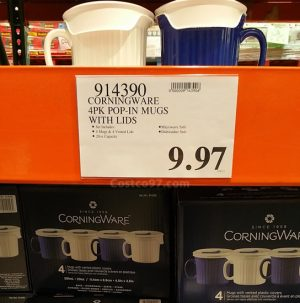 Corningware Pop-in Mugs - 914390