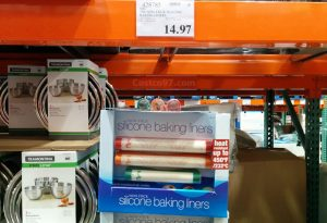 MUI Silocone Baking Liners - 428785
