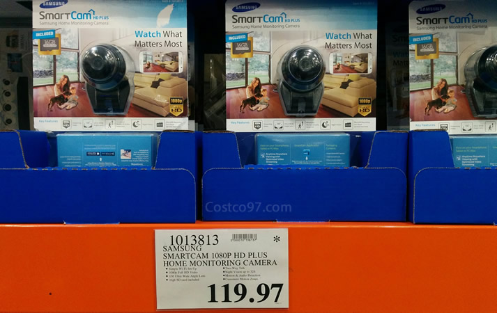Samsung SmartCam - 1013813
