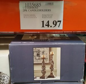 Uttermost Candleholders 1035685