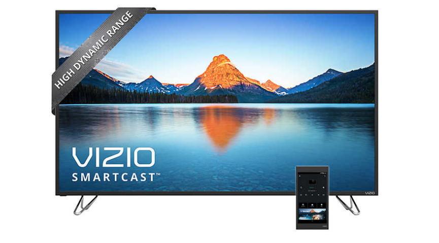 Vizio 55in Ultra HD 4K TV - 7444455