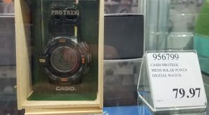 Casio Protreak Watch - 956799