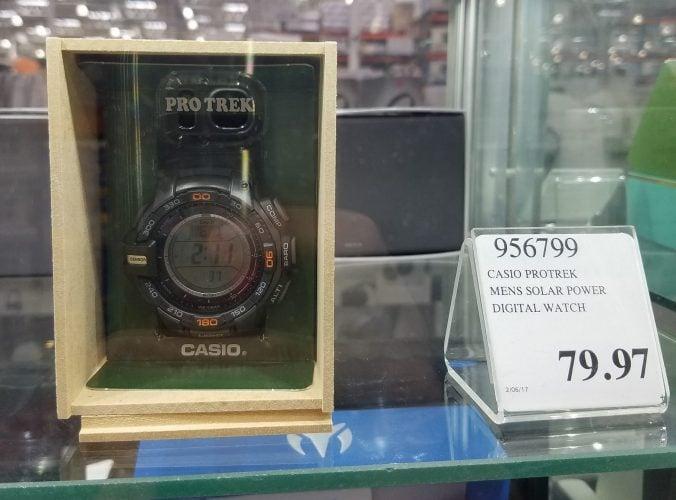 Casio Protreak Watch - 956799
