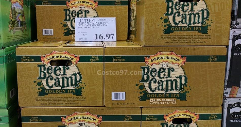 Beer Camp Golden IPA - 1133105