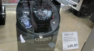 Citizen Eco Drive Stainless Steel Watch - 1041419