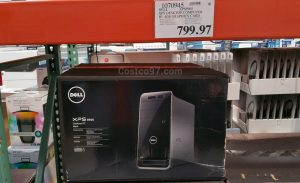 Dell XPS 8900 Desktop PC - 1070945