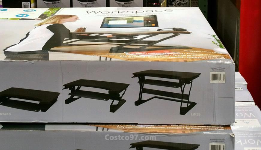 Erogron Adjustable Height Desk - 1017653