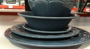 Euro Ceramica Naperon Dinnerware - 1070093