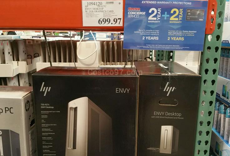 HP Envy Desktop - 750-427C - 1094120