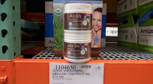 Jason Smoothing Organic Coconut Oil - 1104650