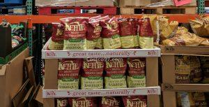 Kettle BBQ Potato Chips - 884214