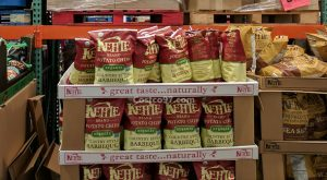 Kettle BBQ Potato Chips - 884214
