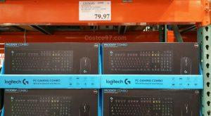 Logitech Prodigy PC Gaming Keyboard & Mouse Combo - 1095699