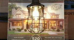 Manor House LED Coach Light - 1015194