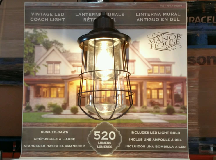 Manor House LED Coach Light - 1015194