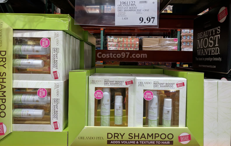 Orlando Pita Instant Boost Dry Shampoo - 1061122