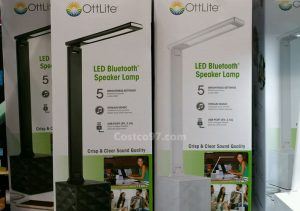 OttLite LED Desk Lamp With Speaker - 1081925