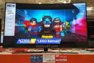 "Samsung 65"" 4K LCD LED TV - 9650750"