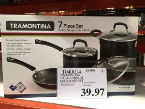 TramontinaAluminum Cookware Set - 1040014