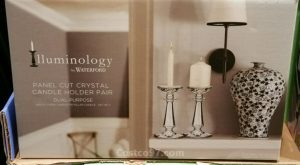 Waterford Crystal Candlesticks - 1114444