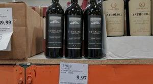 2014 Sterling Cabernet Sauvignon - 27813