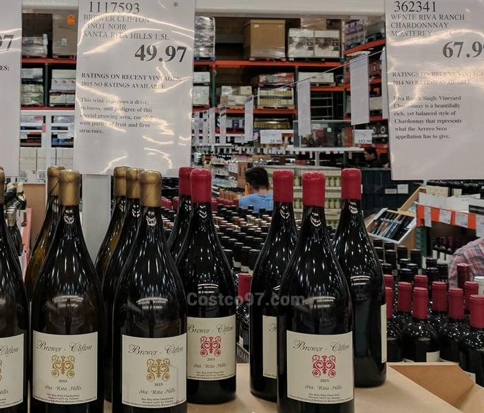 2015 Brewer Clifton Pinot Noir - 1117593