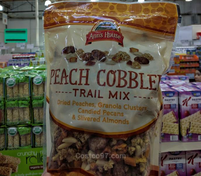 Anns House of Nuts Peach Cobbler Trail Mix - 1102458
