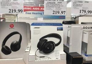 Bose Quietcomfort 15 Noise Cancelling Headphones - 1066458