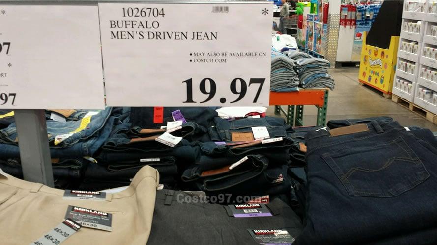 Buffalo Mens Driven Jean - 11026704