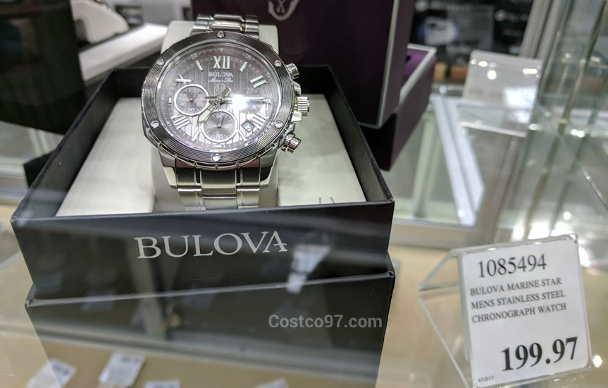 Bulova Marine Star Men S Watch Costco97 Com