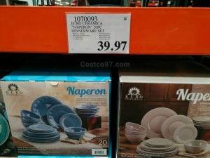 Euro Ceramica Naperon Dinnerware Set - 1070093