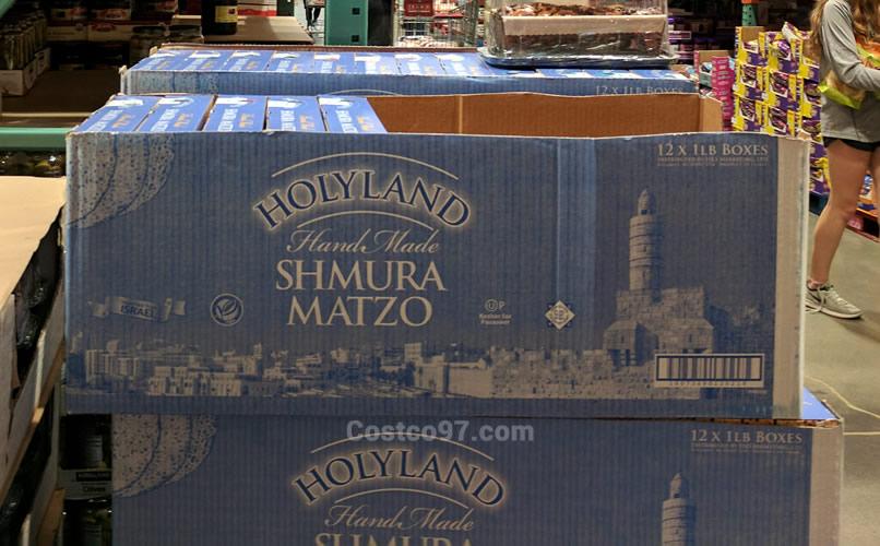 Holyland Shmura Matzo - 564144