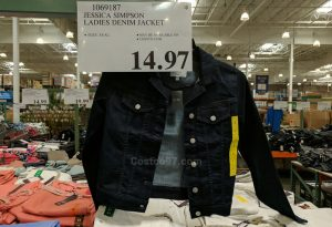 Jessica Simpson Ladies Denim Jacket - 1069187